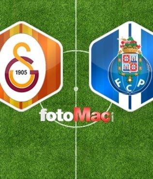 Galatasaray maçı ne zaman, saat kaçta? Galatasaray maçı hangi kanalda? Galatasaray, Porto karşısında hangi sonuçlarda UEFA Avrupa Ligi'ne gidebilir?