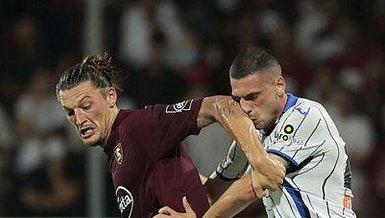 Salernitana - Atalanta: 0-1 | MAÇ SONUCU - ÖZET | Merih Demiral korkuttu ama Atalanta kazandı