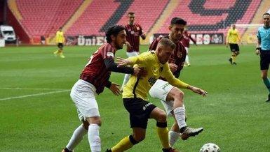 Eskişehirspor-İstanbulspor: 0-3 (MAÇ SONUCU-ÖZET)