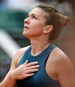 Fransa Açık'ta Simona Halep tur atladı