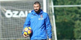 Burak Yılmaz Trabzonspor'a ihtar çekti!