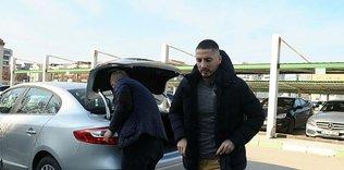 Grozav, Bursa'ya geldi