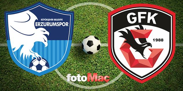 BB Erzurumspor Gazişehir Gaziantep maçı ne zaman, saat kaçta?
