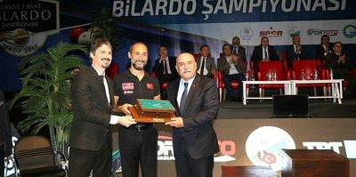 Semih Saygıner, Türkiye şampiyonu oldu
