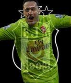 Beşiktaş Arsenal'den Ospina transferini bitirmek üzere!