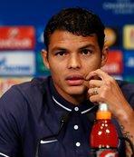 Thiago Silva G.Saray maçı öncesi uyardı! O isme dikkat...
