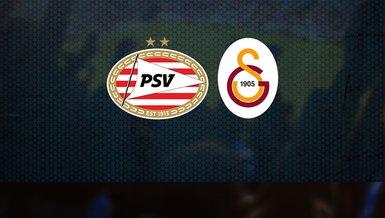 PSV Galatasaray maçı ne zaman? Saat kaçta? Hangi kanalda canlı yayınlanacak? İşte muhtemel 11'ler