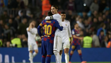 "Sergio Ramos'tan Messi'ye davet! ""En iyilerle oynamayı severim"""