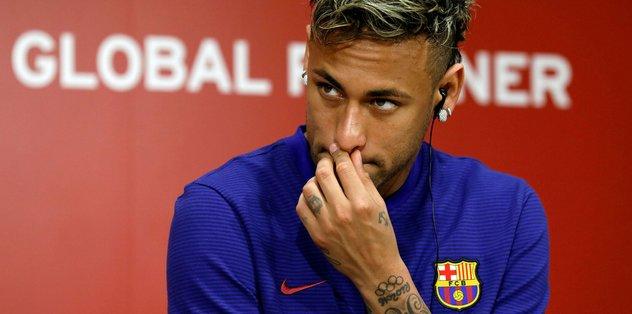 Flaş!.. PSG Neymar transferini bitirdi