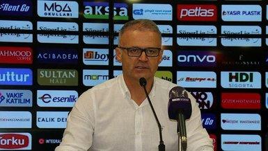 Yeni Malatyaspor Karagümrük maçı sonrası İrfan Buz: Bireysel hataları ortadan kaldırmamız gerekiyor
