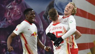 RB Leipzig - Union Berlin: 1-0 | MAÇ ÖZETİ İZLE