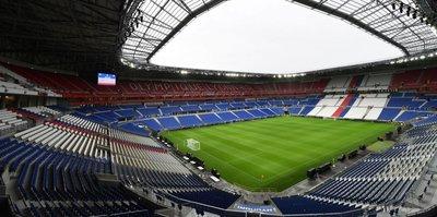 Lyon'un stadına özel güvenlik cihazı