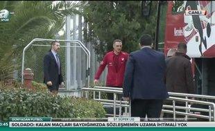 A Milli Takım Arnavutluk'a gidiyor