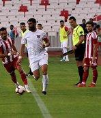 Hazırlık maçı: Demir Grup Sivasspor: 3 - Gaziantepspor: 0