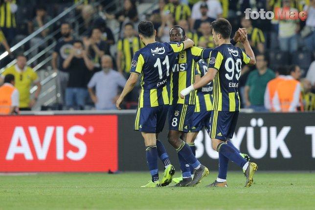 Galatasaraylı yıldız Fenerbahçe'de! Kanarya'dan iki imza birden