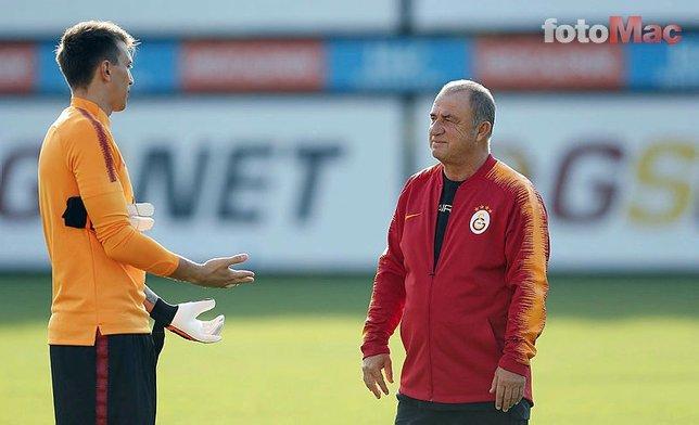 Galatasaray'da şok Muslera gerçeği!