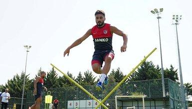 Gaziantep FK'nın yıldızı Enver Cenk Şahin: Bu hafta şeytanın bacağını kıracağız