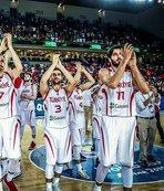 FIBA Dünya Kupası Elemeleri'ne ilgi yoğundu