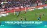 Falcao, Galatasaray yolunda