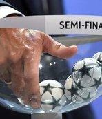 Avrupa ve Şampiyonlar Ligi'nde kura heyecanı