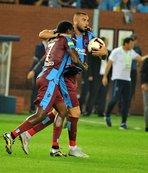 Trabzonspor'un forvet hattında rekabet arttı