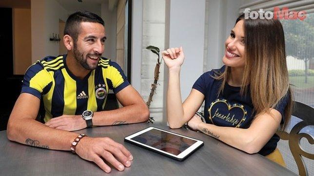 Fenerbahçeli Isla'nın eşi duyurdu: İstanbul'dan ayrılıyorum!