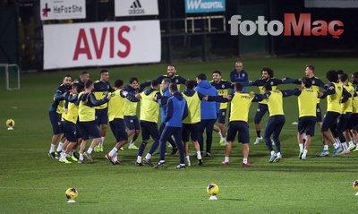 Fenerbahçe - Kasımpaşa | ilk 11'ler