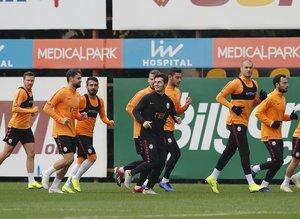 Galatasaray'da sevindirici haber