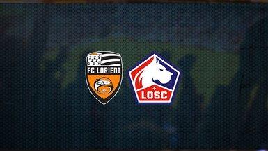 Lorient - Lille maçı ne zaman, saat kaçta ve hangi kanalda canlı yayınlanacak? | Fransa 1. Lig