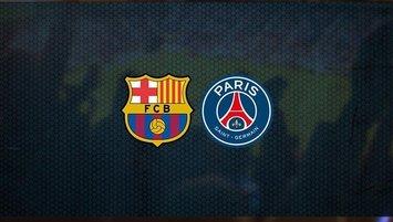 Barcelona - Paris Saint Germain (PSG) maçı ne zaman, saat kaçta ve hangi kanalda canlı yayınlanıyor? | UEFA Şampiyonlar Ligi