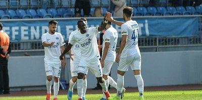MAÇ SONUCU l Kasımpaşa 3-0 Antalyaspor l ÖZET