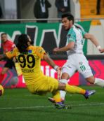 Bursaspor'un yeni golcüsü Umut Nayir