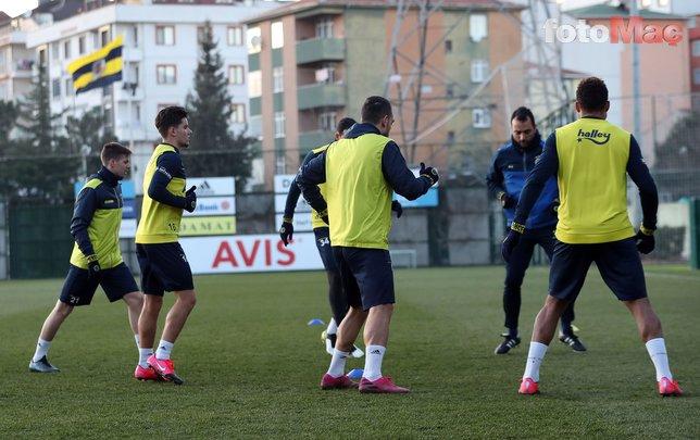 Derbi öncesi Fenerbahçe'yi sevindiren gelişme! Yıldız isim...