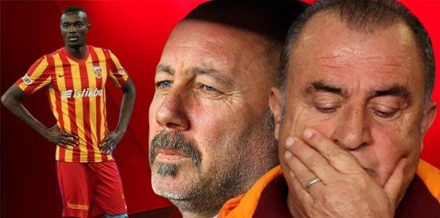 Beşiktaş ve Galatasaray şokta! Bernard Mensah'ın sözleşmesindeki o madde... - Futbol -