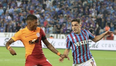 Trabzonspor fight to earn 2-2 draw with Galatasaray at home