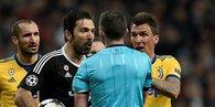 UEFAdan Buffona 3 maç ceza