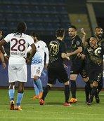 Trabzonspor galibiyeti korumakta zorlanıyor