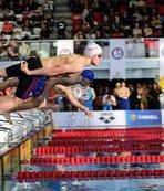 Edirne Cup Yüzme Şampiyonası tamamlandı