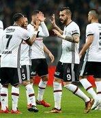 Beşiktaş'ta 3 isim sınırda
