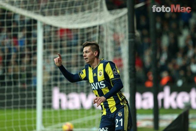 Fenerbahçe'de yolcular netleşiyor! 2 yıldıza Sergen ayarı!