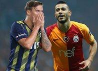 Derbi öncesi Galatasaray'a iyi Fenerbahçe'ye kötü haber!