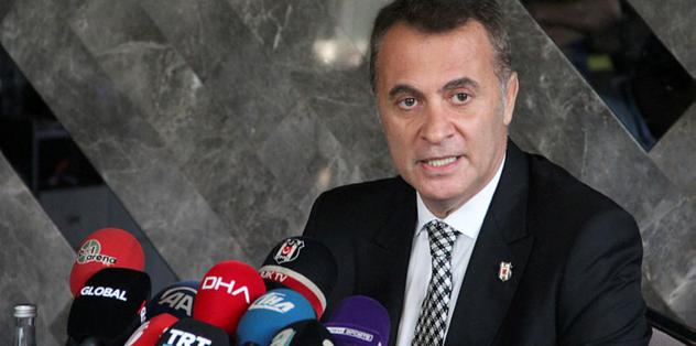 Beşiktaş'ta Fikret Orman tekrar başkan seçildi!