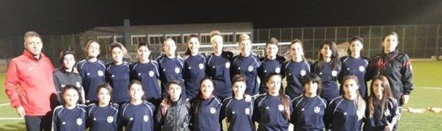 Diyarbekirspor'un kadın futbolcuları ikinci bitirdi