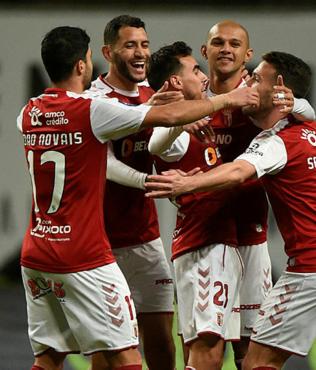 MAÇ SONUCU Braga 2-1 Sporting Lizbon
