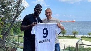 Balotelli'nin forma numarası belli oldu!