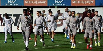 Galatasaray'ın Real Madrid kadrosu belli oldu!