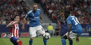 MAÇ SONUCU Atletico Madrid 2-2 Juventus | ÖZET