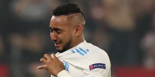 Dimitri Payet gözyaşlarına boğuldu!