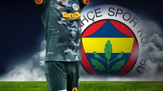 Fenerbahçe Alanyasporlu Davidson'un peşinde!