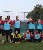 Göztepe'de hedef Gaziantep FK maçı
